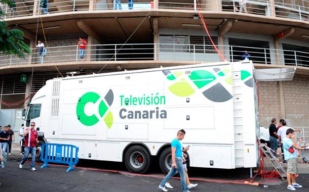 Televisiones autonómicas de Canarias